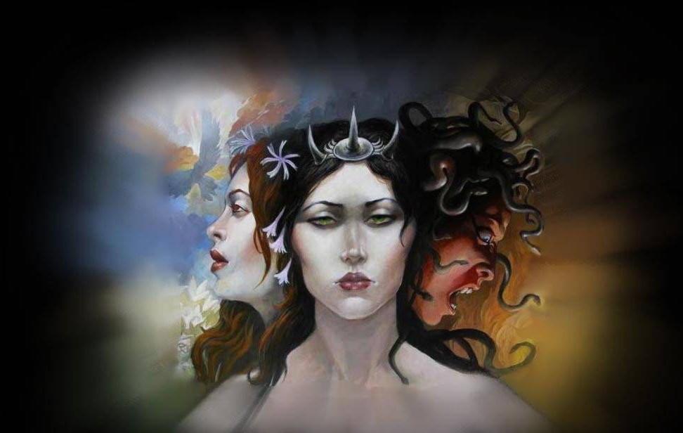 Геката-повелительница ночи и кошмаров