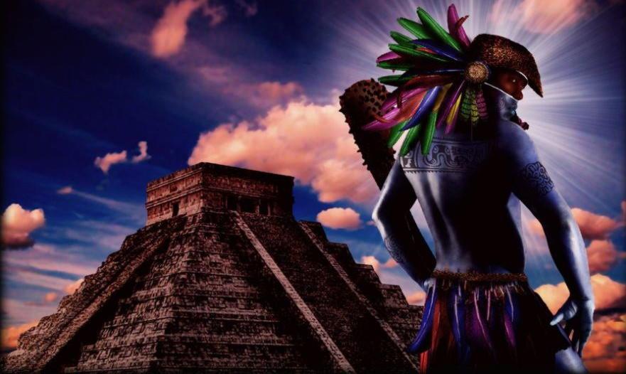 Уицилопочтли — бог-колибри ацтеков
