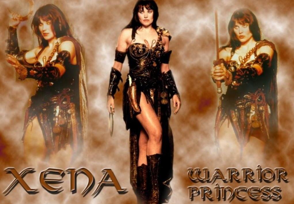 Зена — королева воинов
