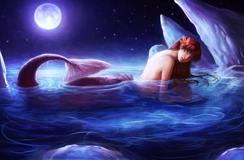 Русалки в мифологии