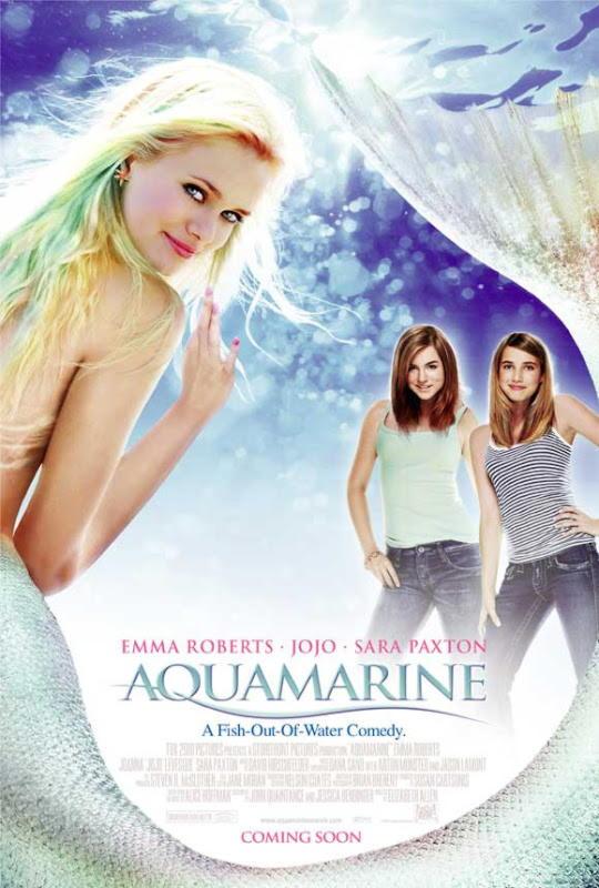 аквамарин русалка картинки