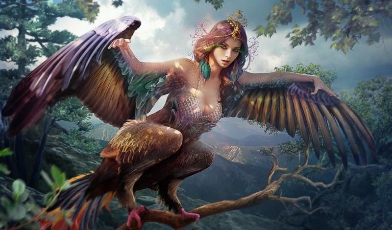Сирин — птица печали
