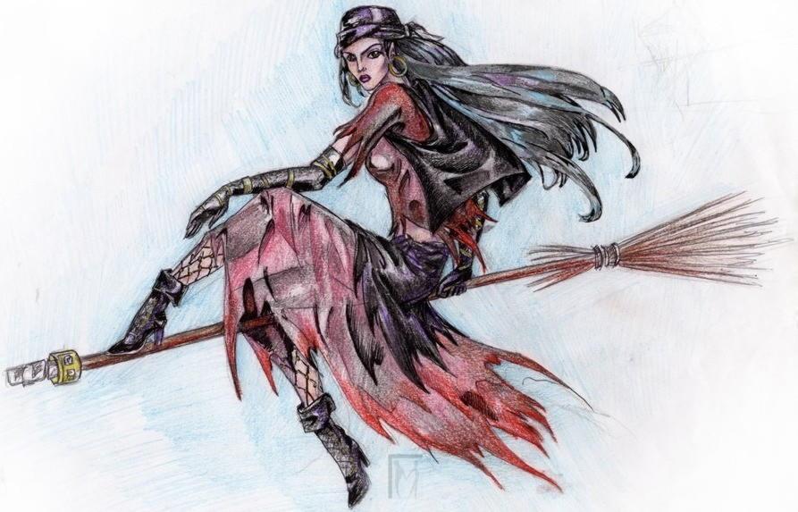 Баба Яга — фольклорный персонаж русских сказок