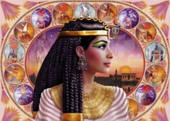 Нехбет — египетская покровительница новорожденных