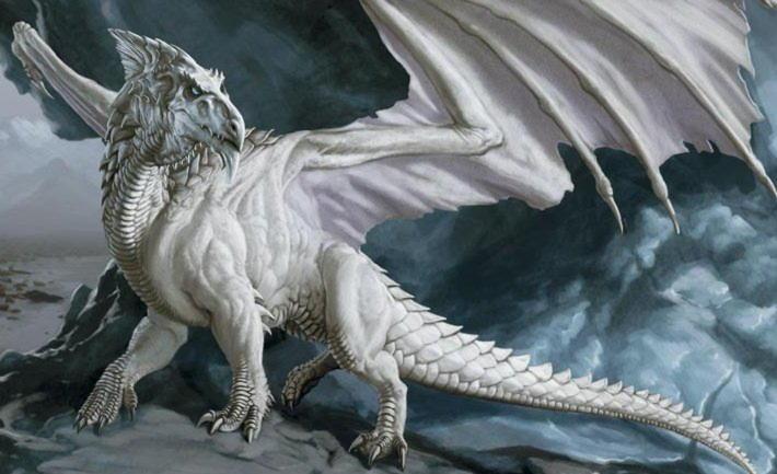 Драконы в мифологии