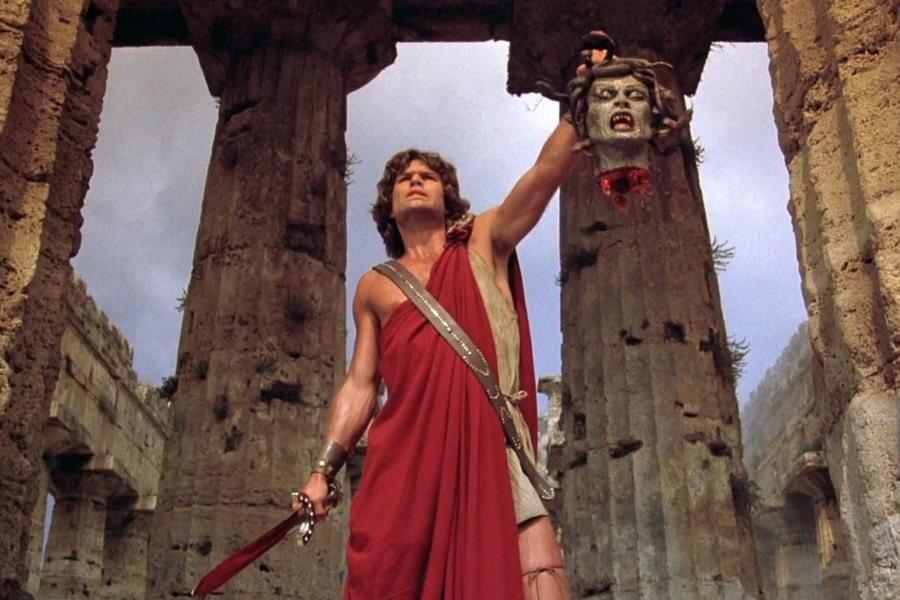Персей — великий герой греческой мифологии. ч.2