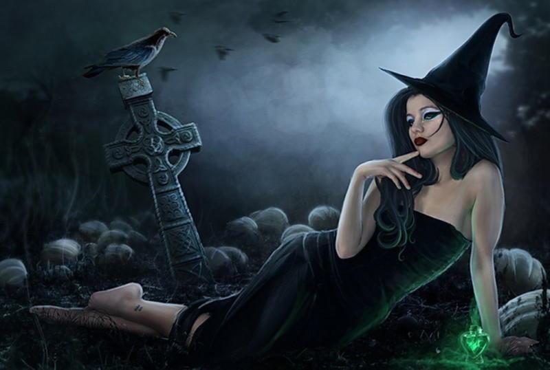 Ведьмы с древних времен и до наших дней.