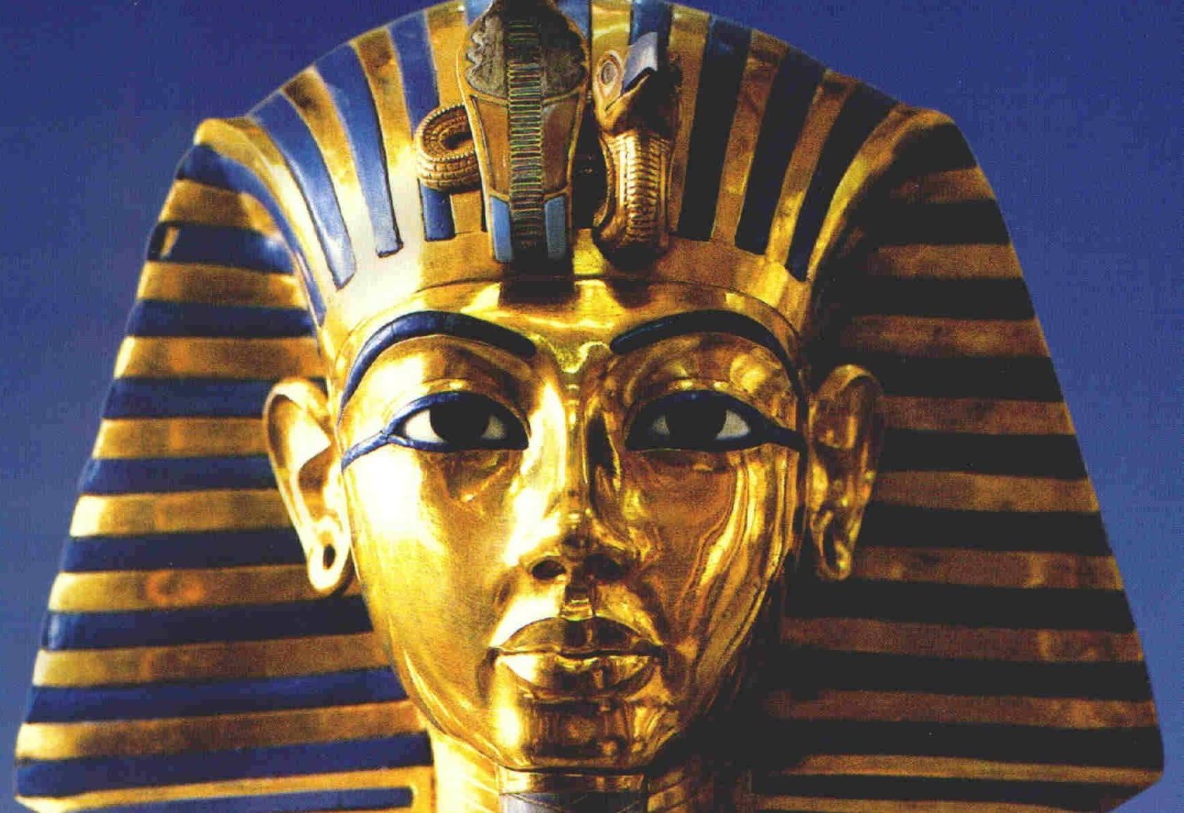 Жизнь и правление фараона Тутанхамона