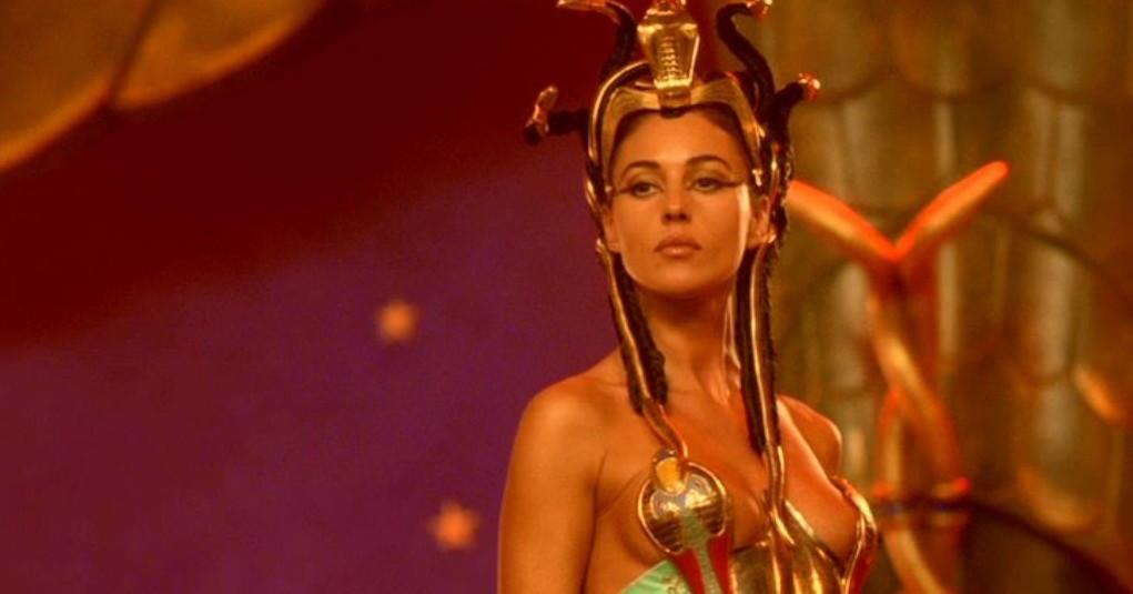 секс в древнем египте клеопатра