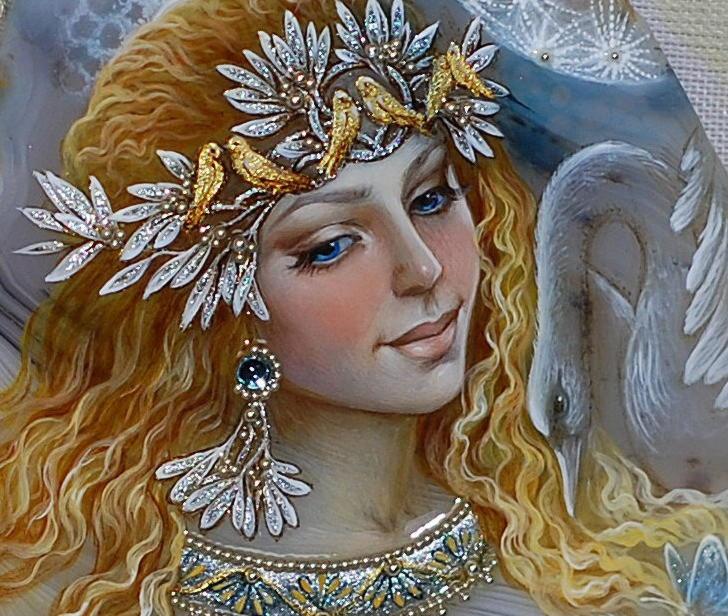 Лада — богиня любви и красоты у славян