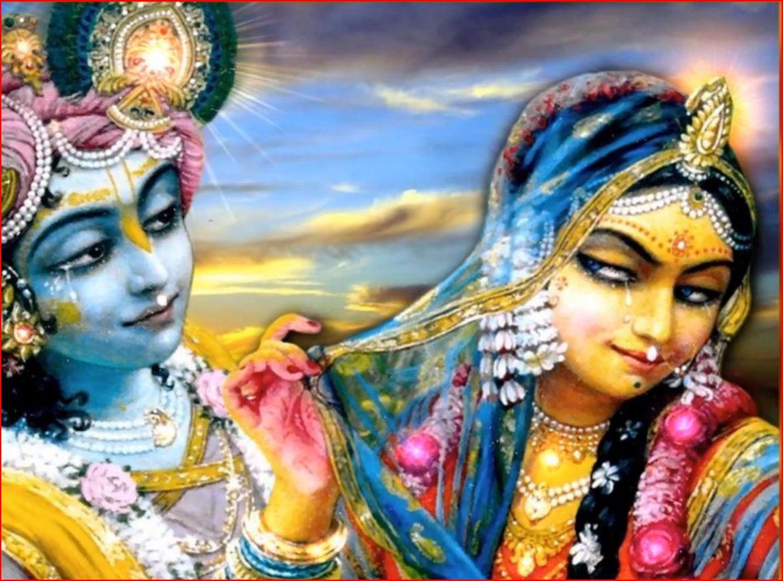 Кама и Рати — боги любви в индуизме