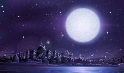 Арабская ночь…или волшебные существа Востока. ч.1