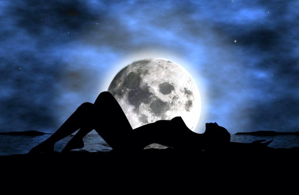 Легенда о Деве Луны