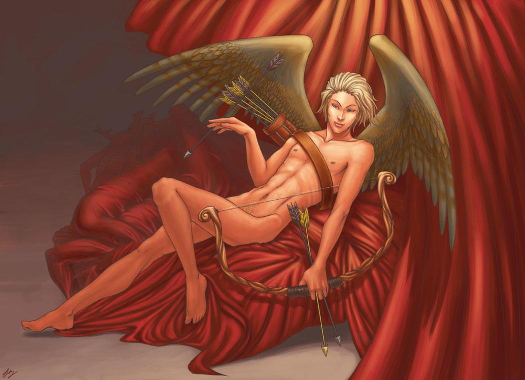 Секс мифических богов