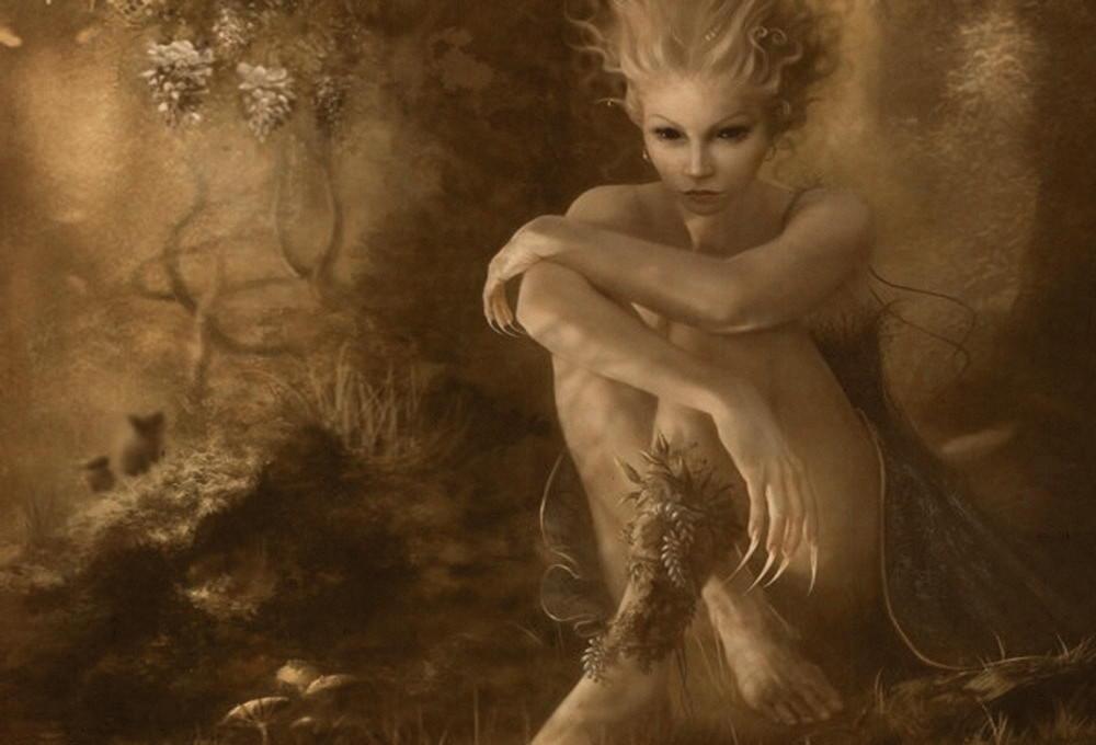 Ырка — злой дух в славянской мифологии