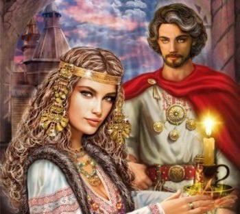 Макошь — славянская богиня вселенской судьбы