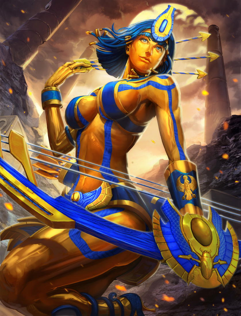 Smite_gold_neith_by_brolo-d6o47f8