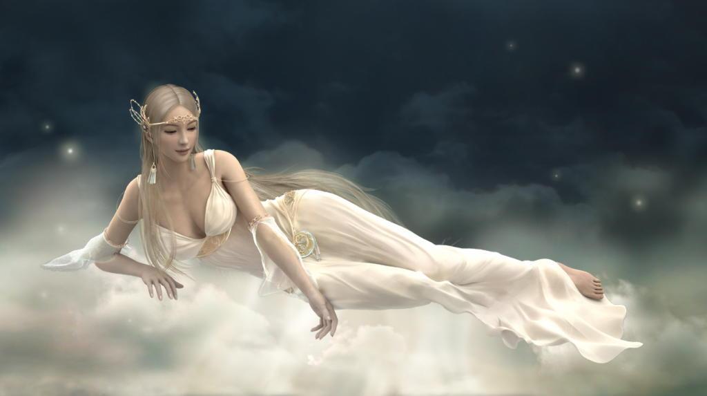Инанна — шумерская богиня любви