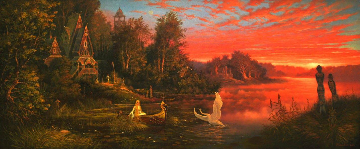 Три мира древних славян