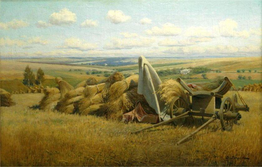 Полевик — дух и хозяин поля у славян