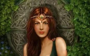 Дану — кельтская мать-прародительница