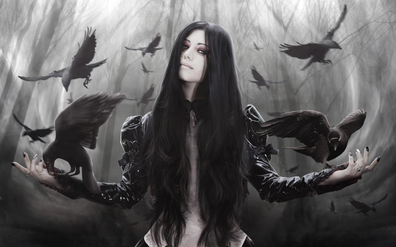 Морриган — ирландская богиня смерти