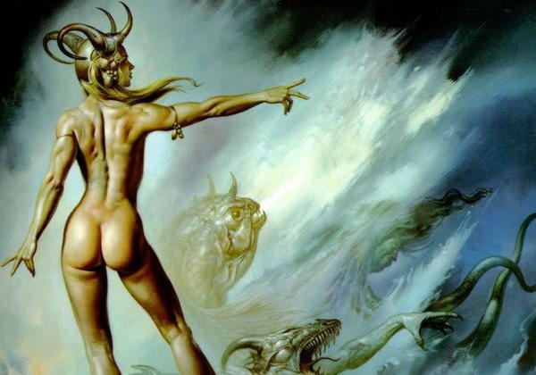 Фоморы — демоны Ирландии
