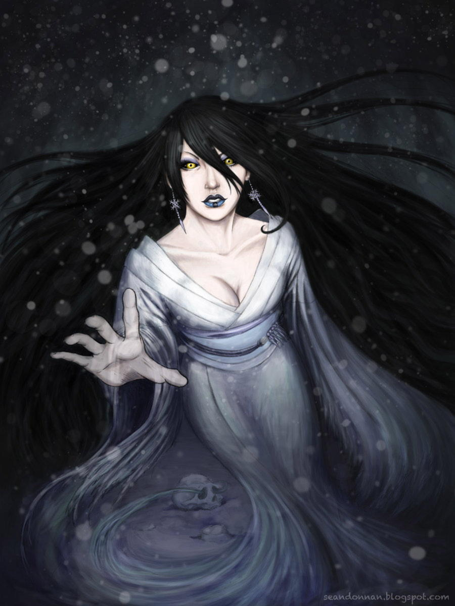 yuki_onna_by_canispanthera-d5l73d7