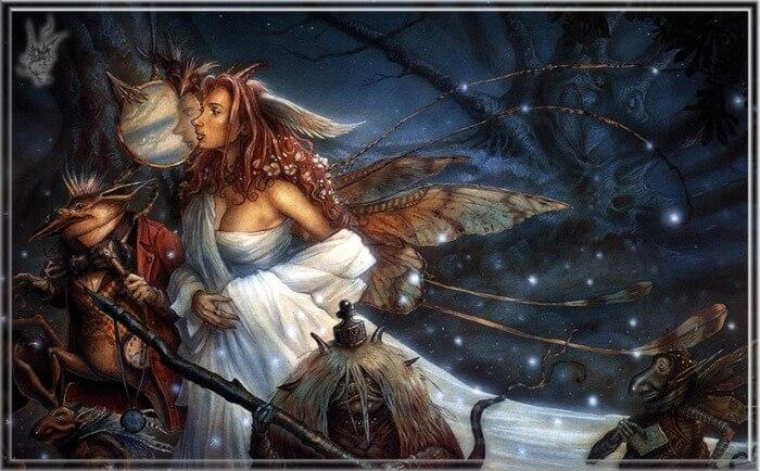 Дуэнде — домовой дух испанской мифологии