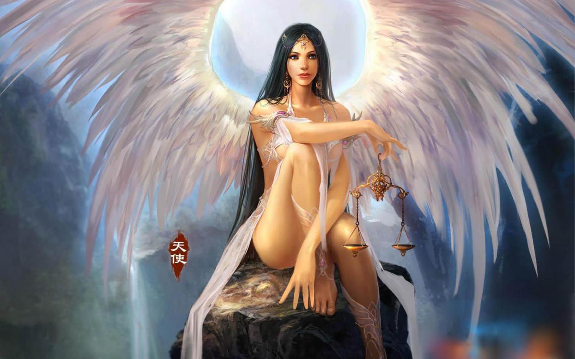Ангелы в мифологии