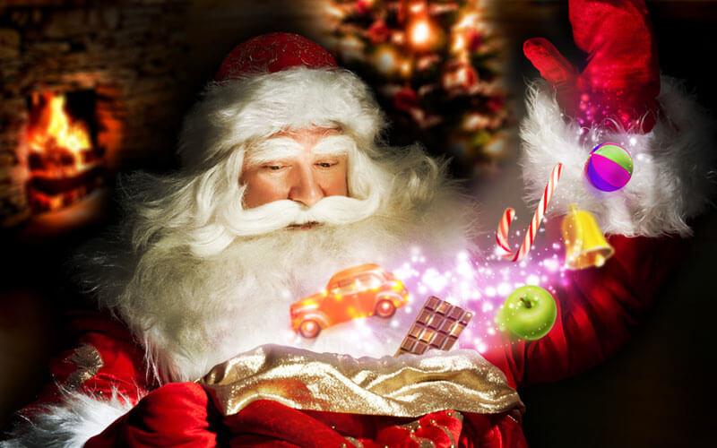Происхождение Деда Мороза