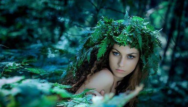 Кострома — богиня плодородия и покровительница возлюбленных