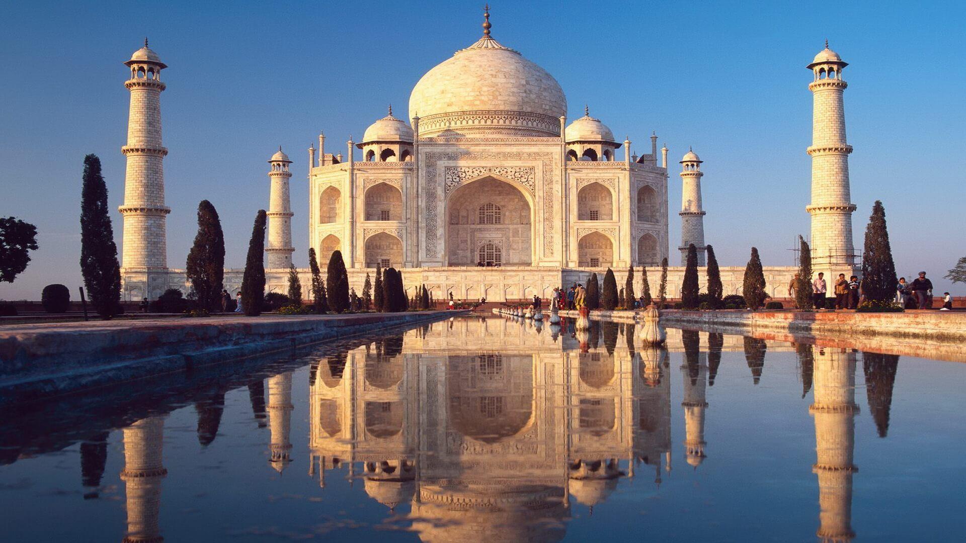 Тадж-Махал — «жемчужина» Индии