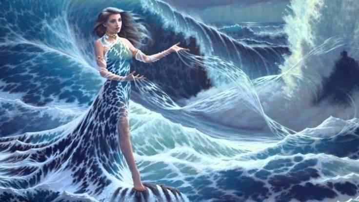 Тиамат – богиня в мифах шумеров