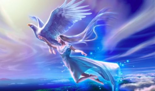 Сильфы — духи воздуха