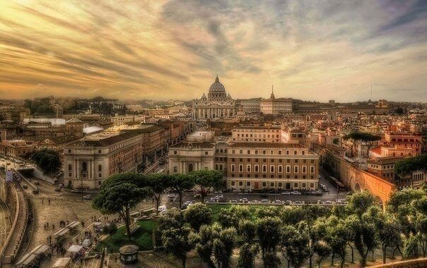 Красивейшие места Рима
