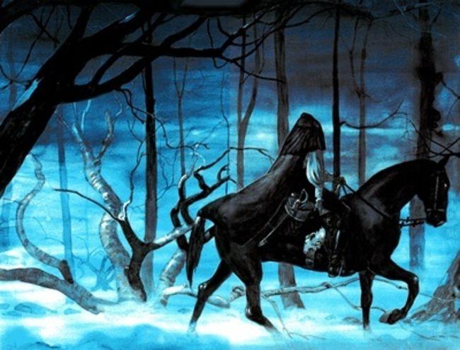 Дуллахан — ирландский предвестник смерти