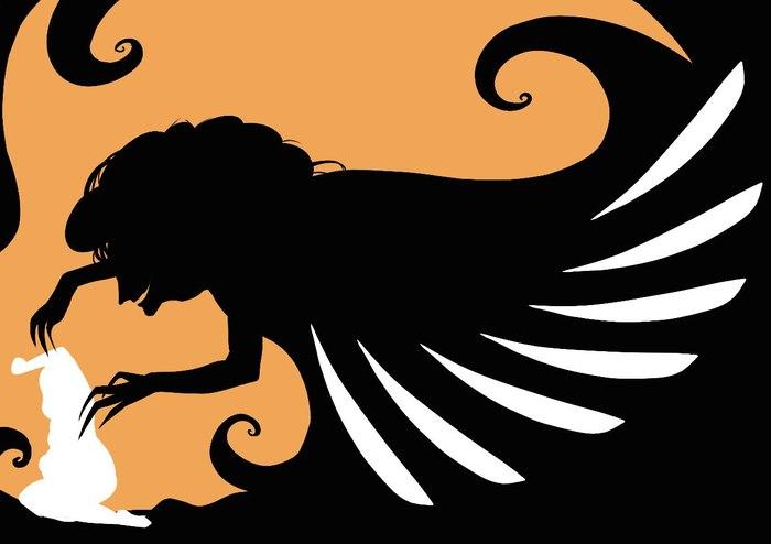 Вешница-сорока — ведьма из славянской мифологии