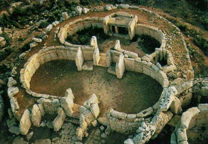 Мегалитические храмы Мальты ч. 1
