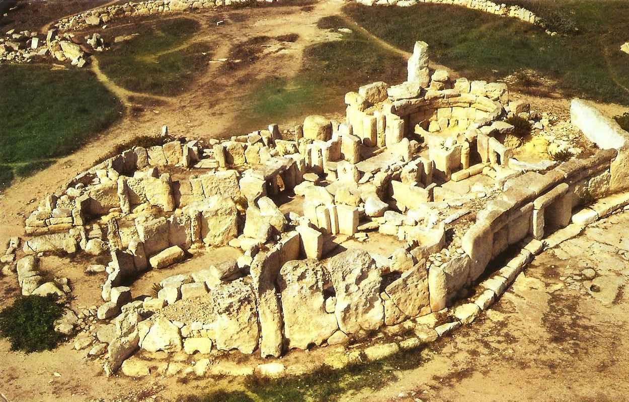 Мегалитические храмы Мальты ч. 2