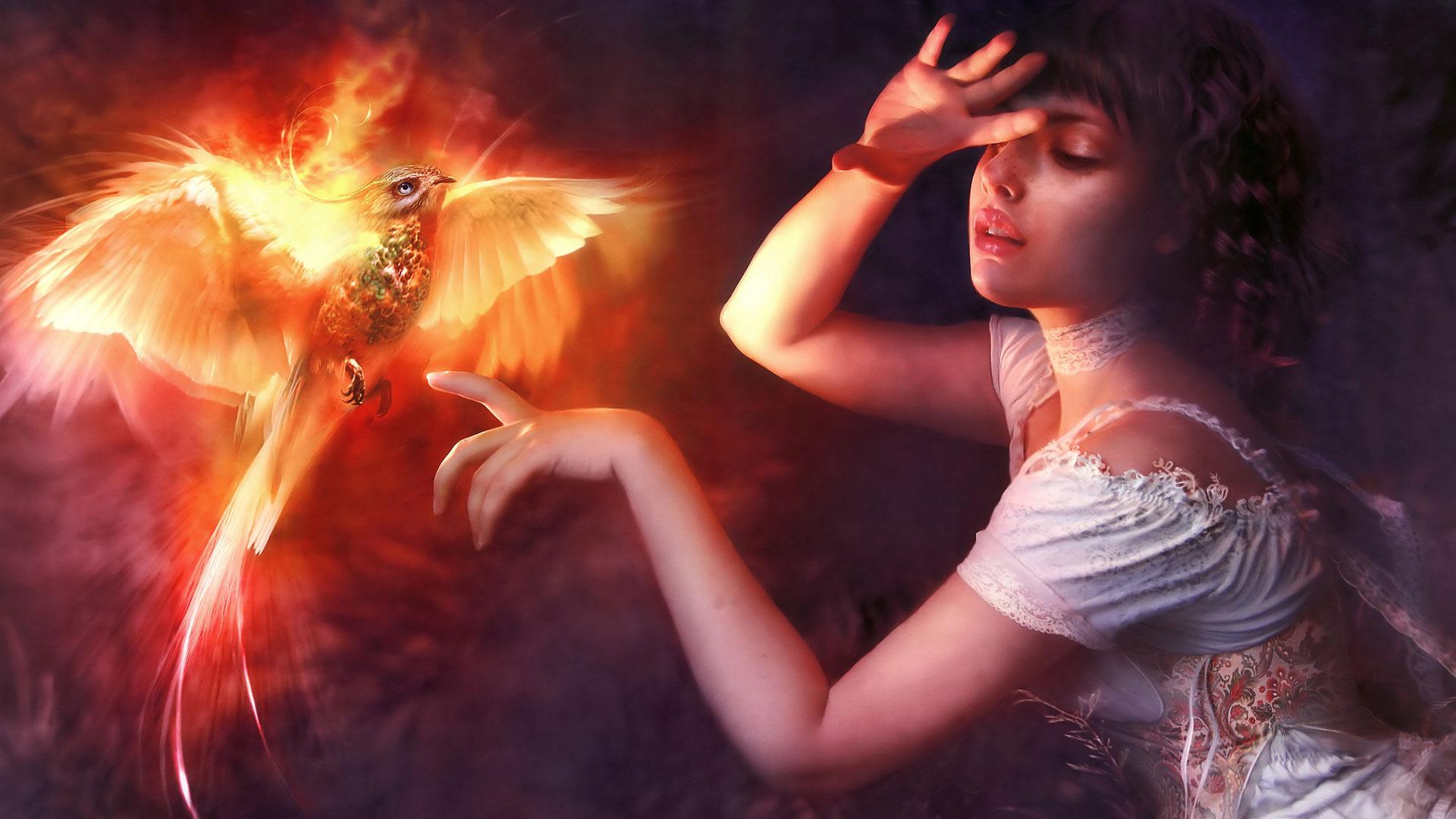 Жар-птица — сказочное воплощение огня и солнца