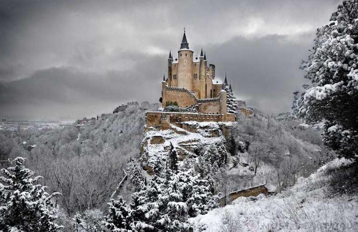 Самые красивые замки мира