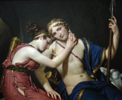 Амфитрион, неродной отец Геракла и хлебосольный хозяин