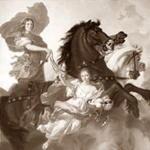 Аврора, «предрассветный ветерок», римская богиня зари