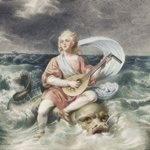 Арион, певец, спасенный дельфином, и божественный конь