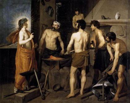 Вулкан   римский бог огня и его разрушительной силы