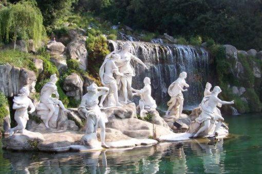 Камены (Касмены), богини пения и музыки, римские Музы