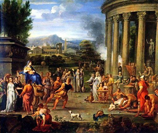 Клеобис (Клеобий), брат Битона, сын Кидиппы, которая попросила для сыновей высшего блага