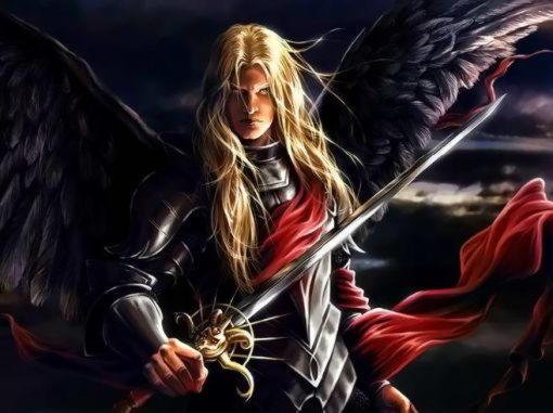 Люцифер (Луцифер), сын богини Авроры, приносящий людям свет