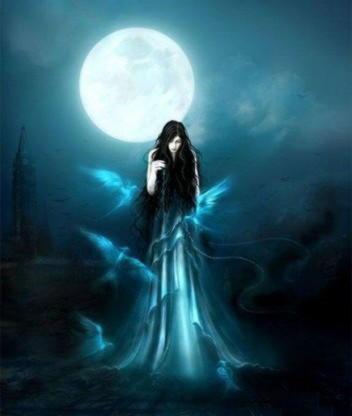 никс богиня ночи